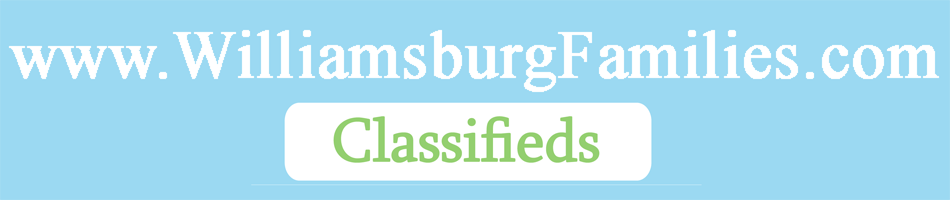 Classifieds for Williamsburg area, toano, norge, yorktown