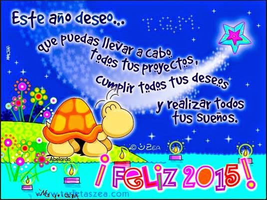 Deseo para ti en el 2015...