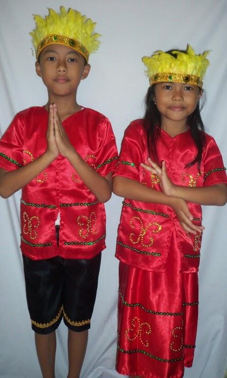 Gambar Pakaian Adat Kalimantan Selatan Perpustakaan ...