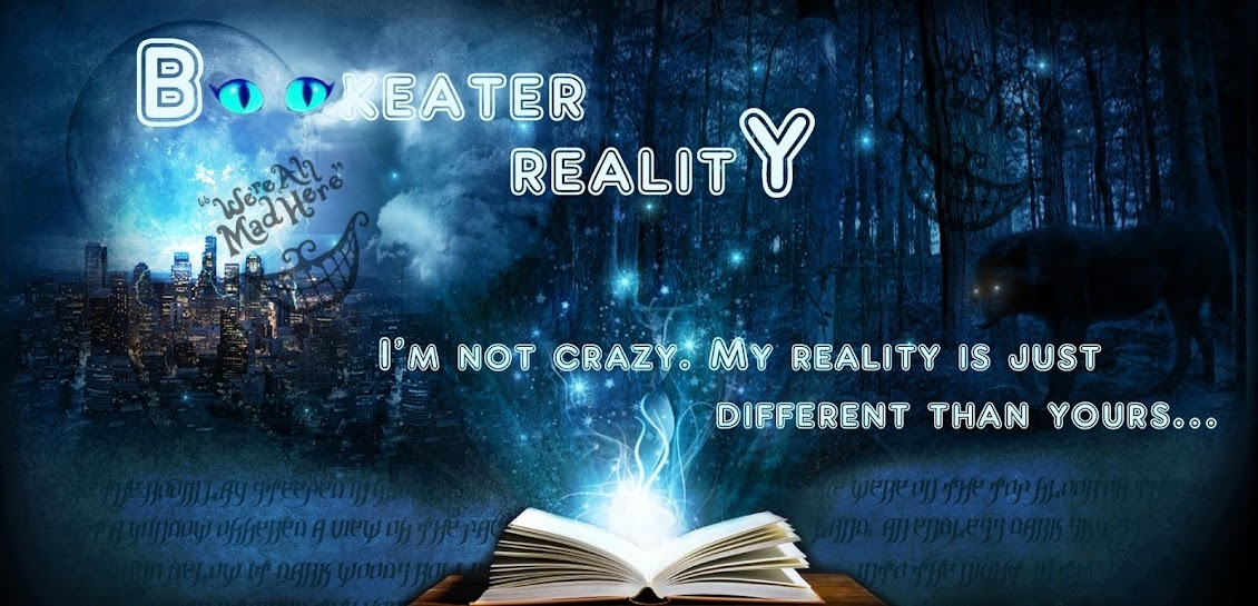 My reality - addiction to books.