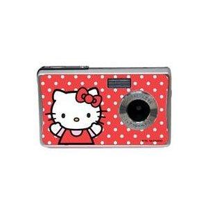Hello Kitty 87009 5.1 Megapixel Digital Camera
