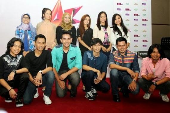 AF2014 12 peserta