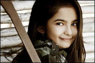 profil Anushka Sen Pemeran Meher di Baalveer