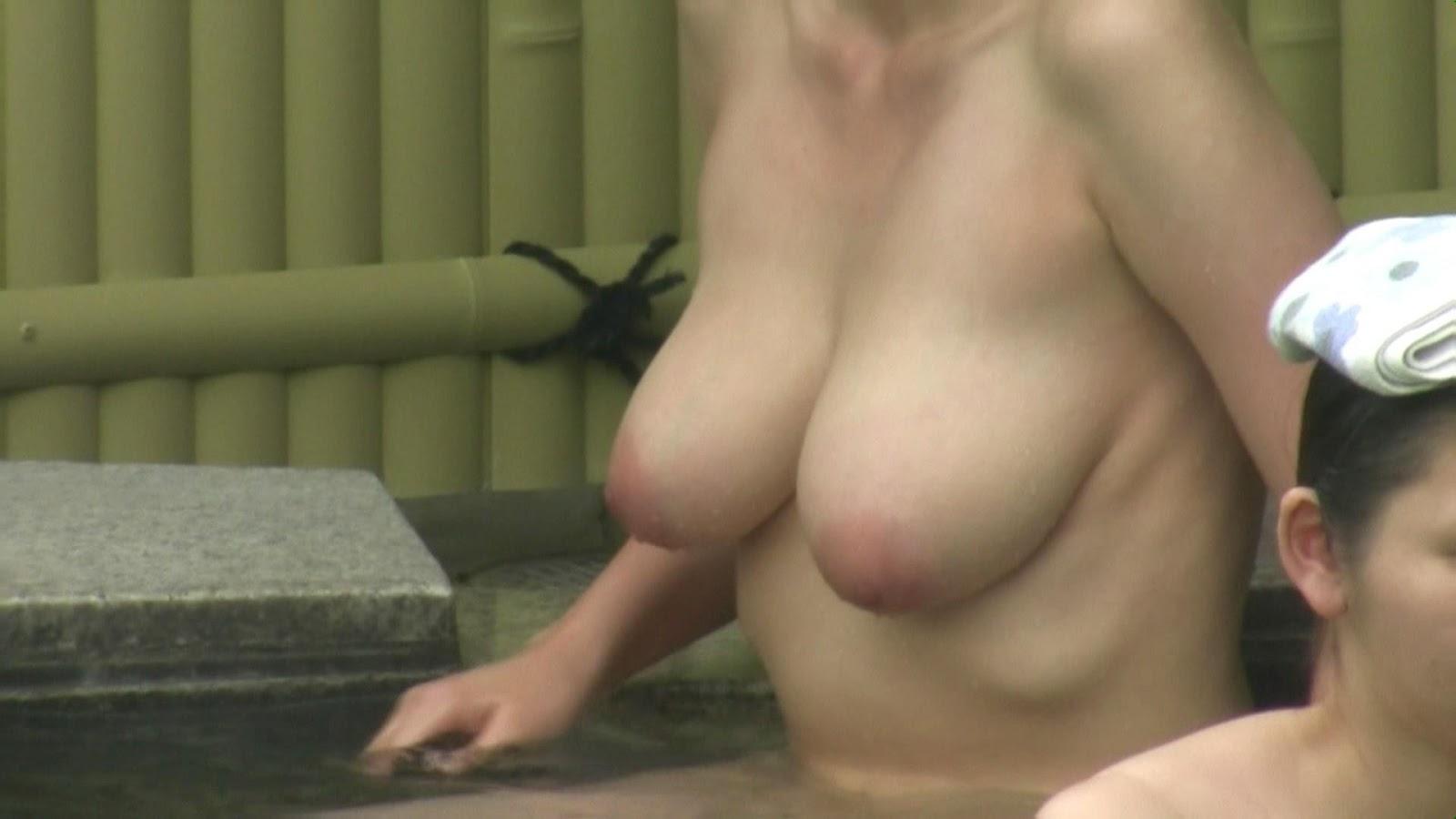 Japanese Open Air Bath