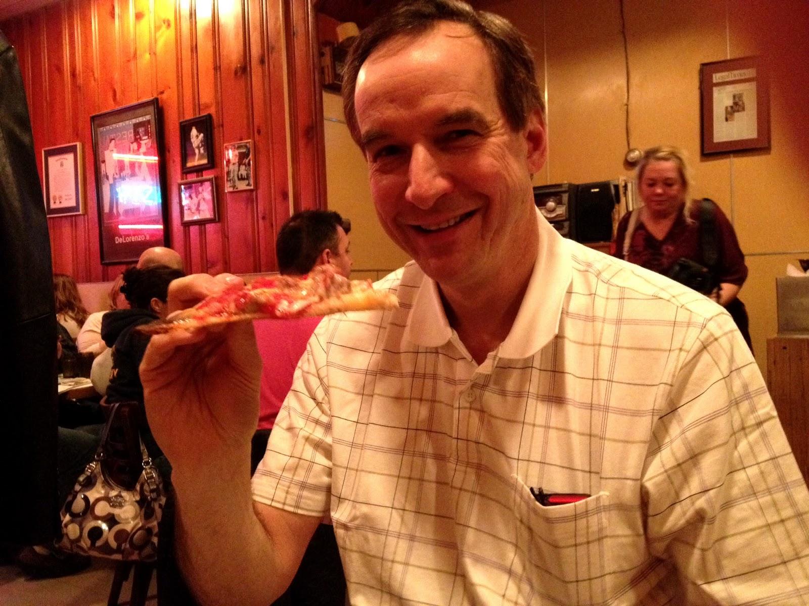 pizza quixote review delorenzo s tomato pies hudson st trenton nj this is great pizza no crust flop