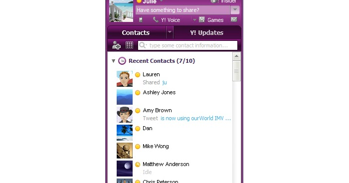 chat room yahoo messenger indonesia