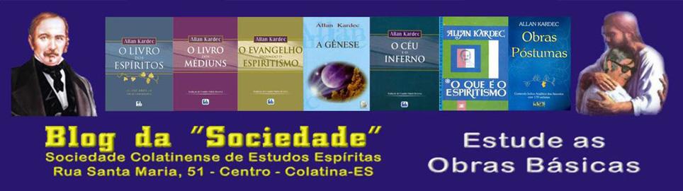 Sociedade Colatinense de Estudos Espíritas