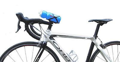 Jogmount+ - bike bottle holder