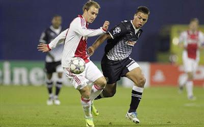 Dinamo Zagreb 0 - 2 Ajax Amsterdam (3)