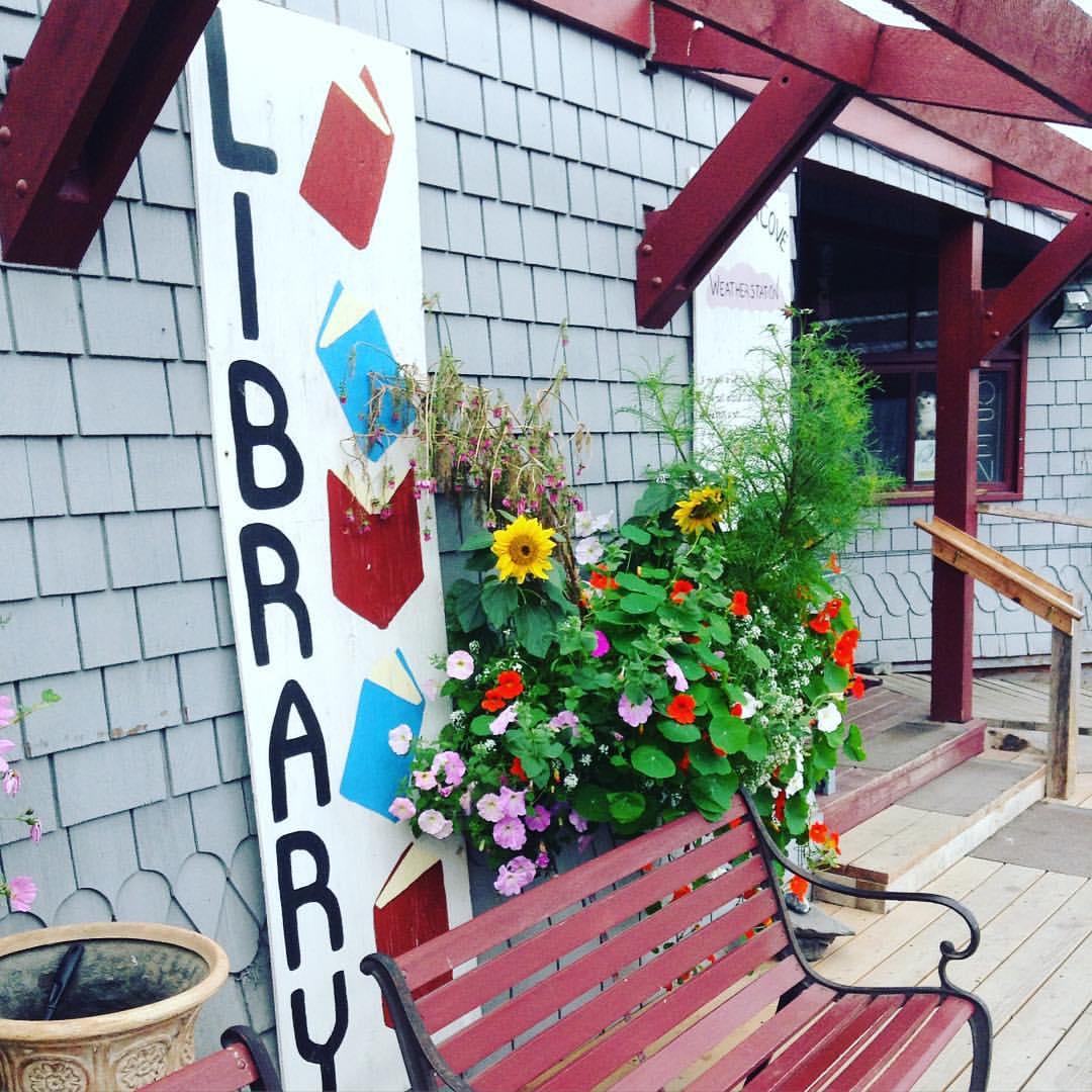 Coffman Cove Public Library