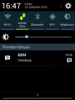 Install BBM di Android Gingerbread ARMv6 (Resmi)