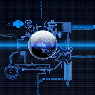Ipad wallpaper blueprint