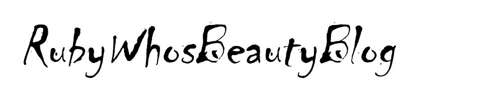 Rubywhosbeautyblog