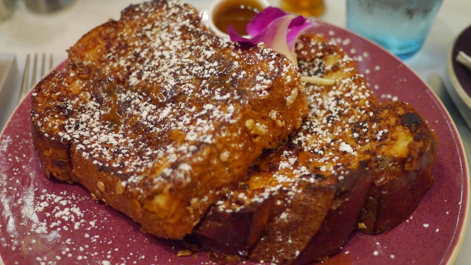 Crunch French Toast Norma's New York