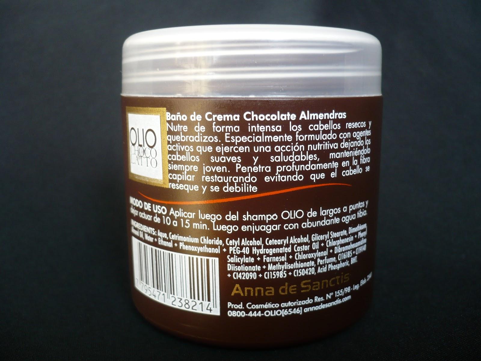 Baño de crema nutritivo, tratamiento capilar, opiniones review