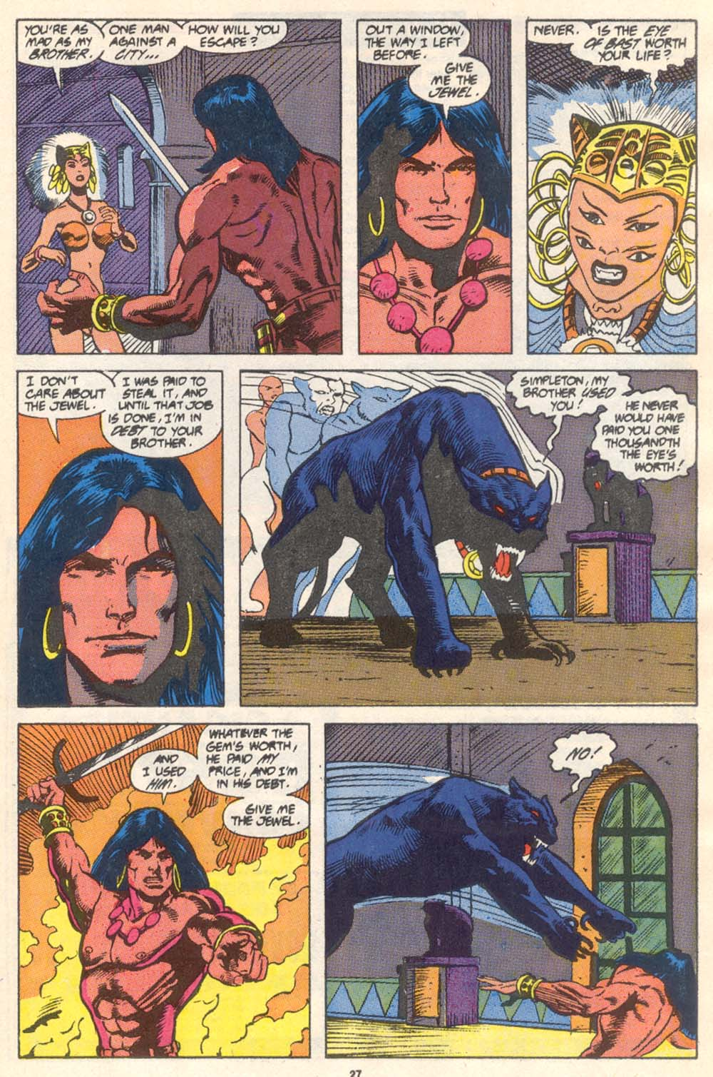 Conan the Barbarian (1970) Issue #227 #239 - English 21