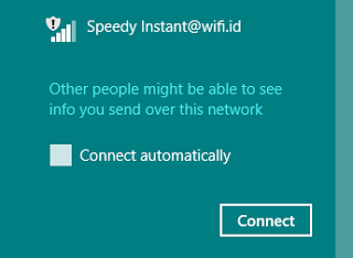 Wifi.id connect