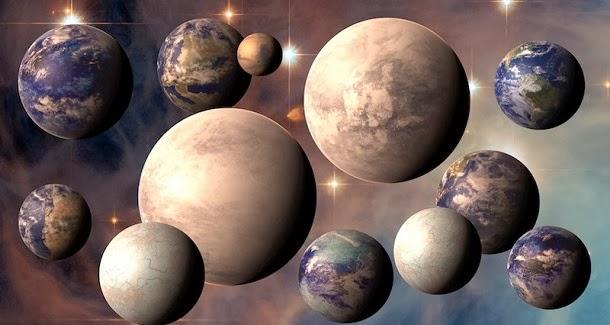 9 Planetas que poderiam hospedar vida extraterrestre