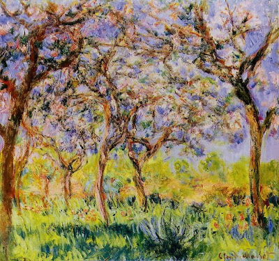 Claude MONET - Printemps à Giverny