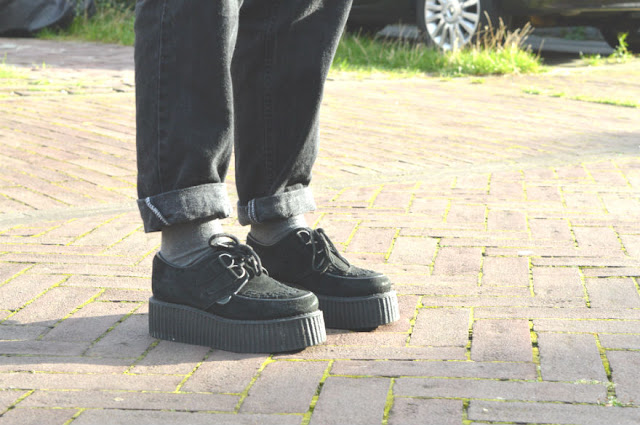 creepers creeper shoes alternative fashion underground
