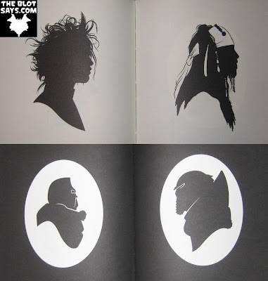 Book Review: Silhouettes From Popular Culture by Olly Moss