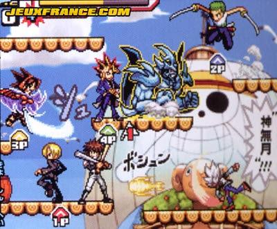 [GAMES] J-Star Victory VS - Batalha entre personagens da Shonen Jump no PS3 e Vita! Jump-Ultimate-Stars-Unlockables-XX-DS-2