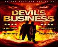 فيلم The Devil's Business رعب