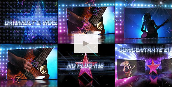 VideoHive StarDances Promo
