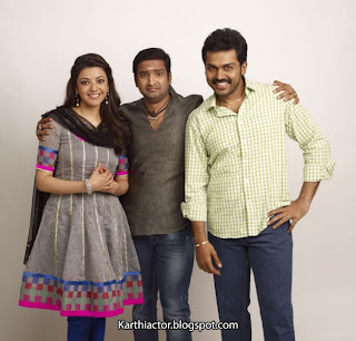 All In All Azhagu Raja Movie Stills