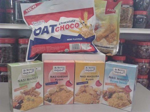 Produk terhangat sepanjang ramadan
