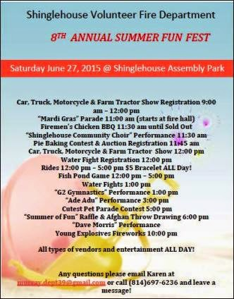 6-27 8th Annual Summer Fun Fest