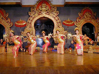Indonesia Culture Dance