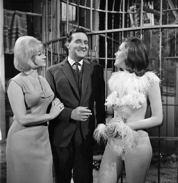 Carry On Blogging From The Archive Carry On Avenging