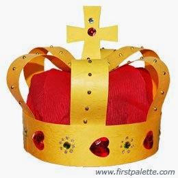 Как своими руками сделать корону короля своими руками