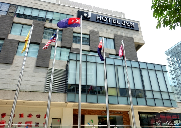 Ohiee Review Hotel Jen Puteri Harbour Nusajaya Johor