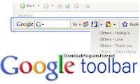 شريط ادوات جوجل تولبار Google Toolbar