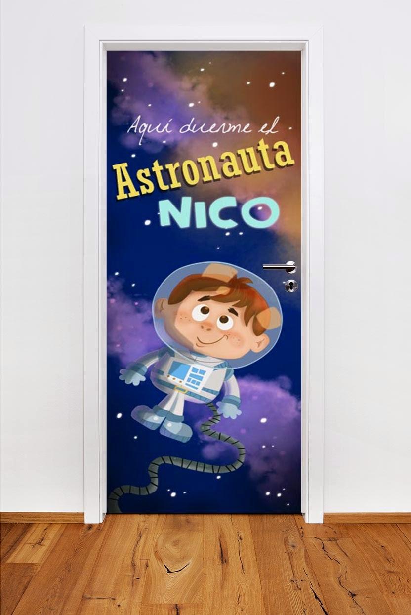 puerta-infantil-astronauta