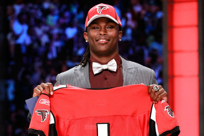julio jones falcons draft