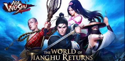 Age of Wushu Dynasty v1.4 APK Free Download For Android