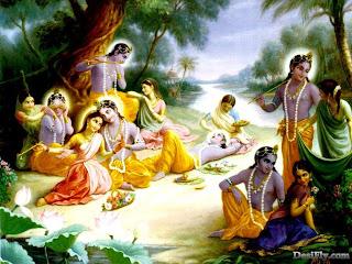 Krishna Raas Lila
