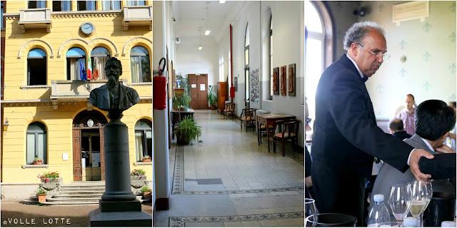 Scuola Enologica d´Italia, Rive, Cartizze,Conegliano und Valdobbiadene, DOCG
