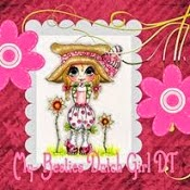 DT-lid My Besties Dutch Girl Design