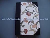 Libro de firmas en cartonaje