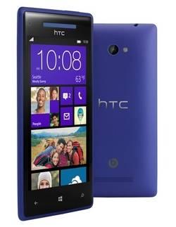 HTC 8X : full specs