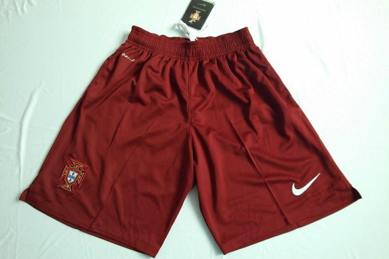 Jersey Bola Grade Ori dan Player Issue (GO-PI) Portugal Nike