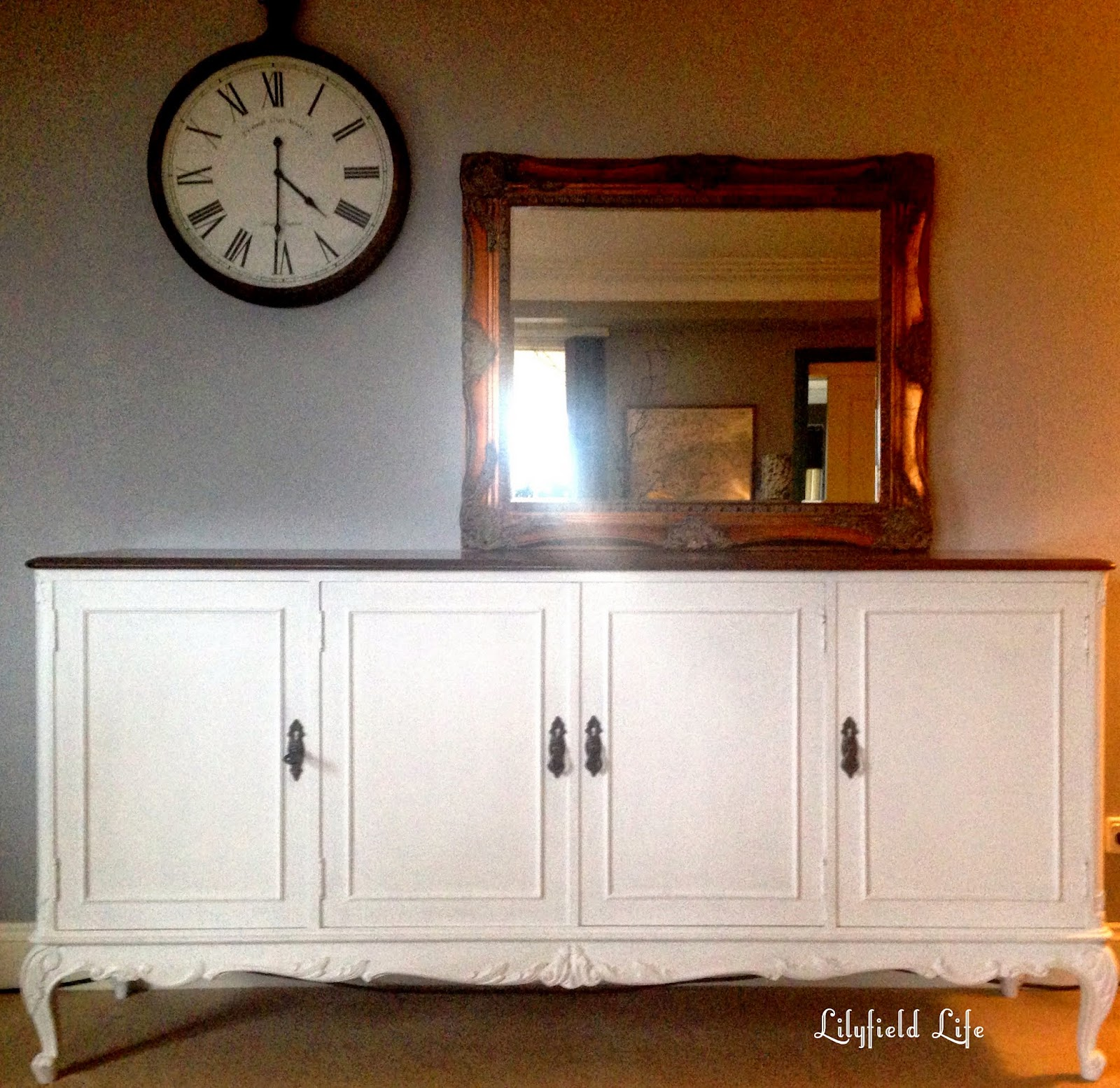 white French Provincial sideboard Lilyfield Life