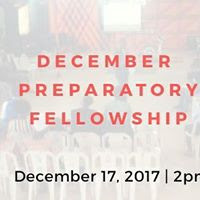 DECEMBER PREP FELLOWSHIP MESSAGES NOW AVAILABLE