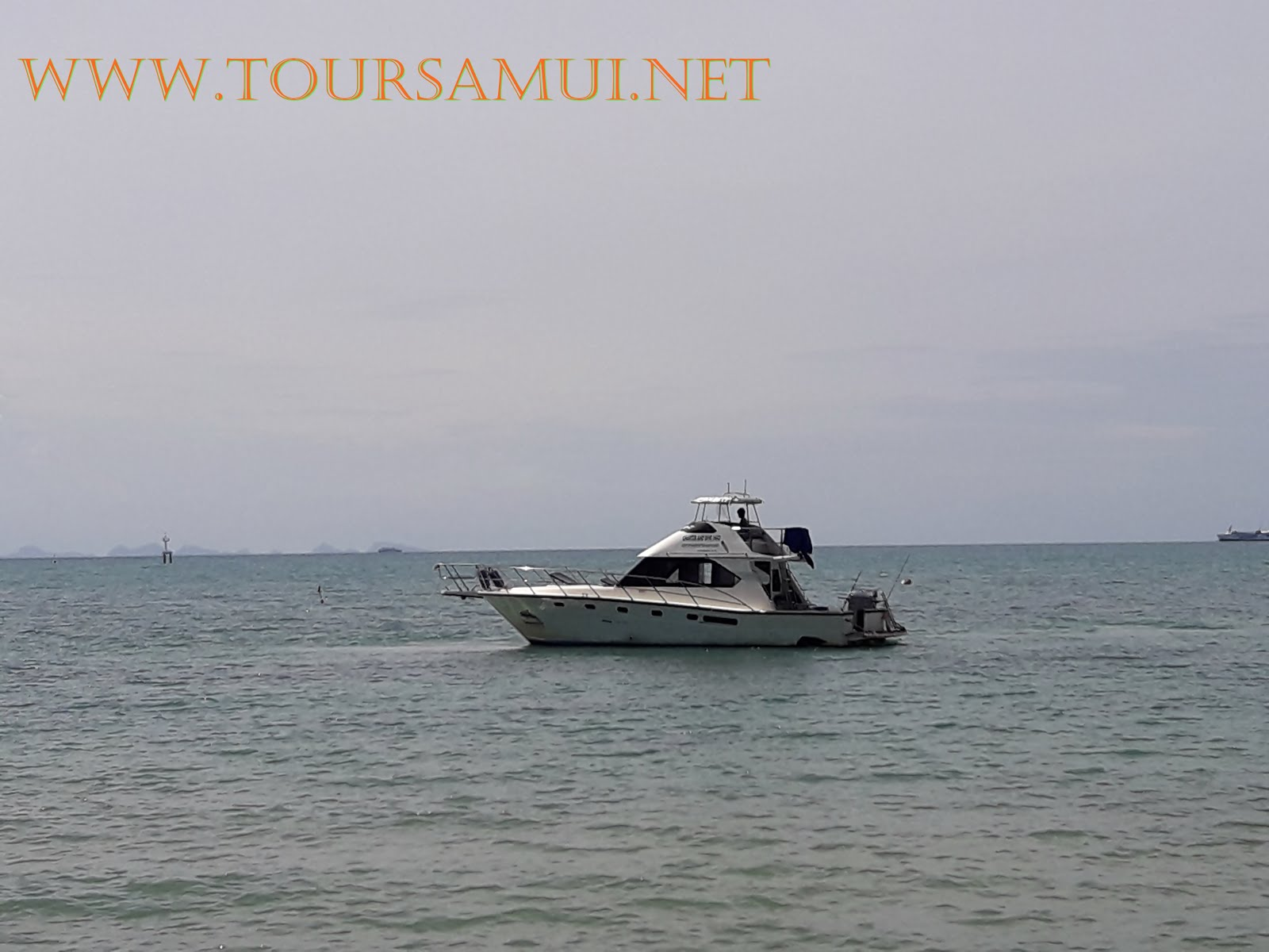 TOUR KOH SAMUI BY BOAT