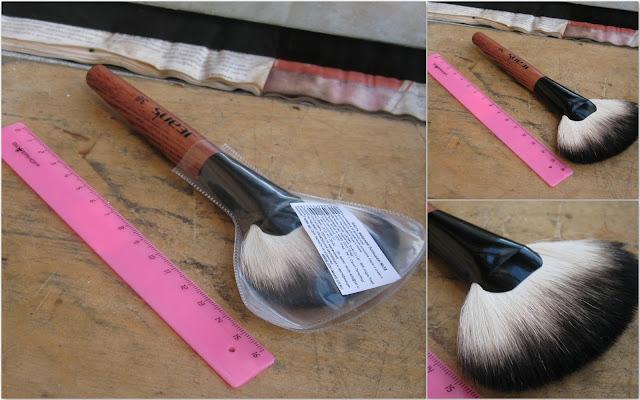 Мои кисти для макияжа Jean's и Just + кофр-тубус для их хранения фото 5