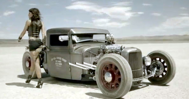 ZZ Top Car Hot Rod